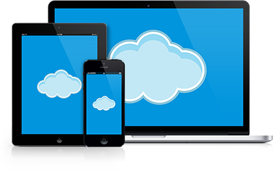 Manage remotely in the cloud