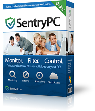 SentryPC Cloud-based Monitoring & Control Software
